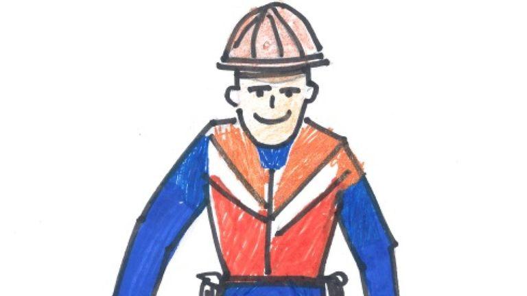 768x432 kids' drawings of their dream jobs uk news sky news