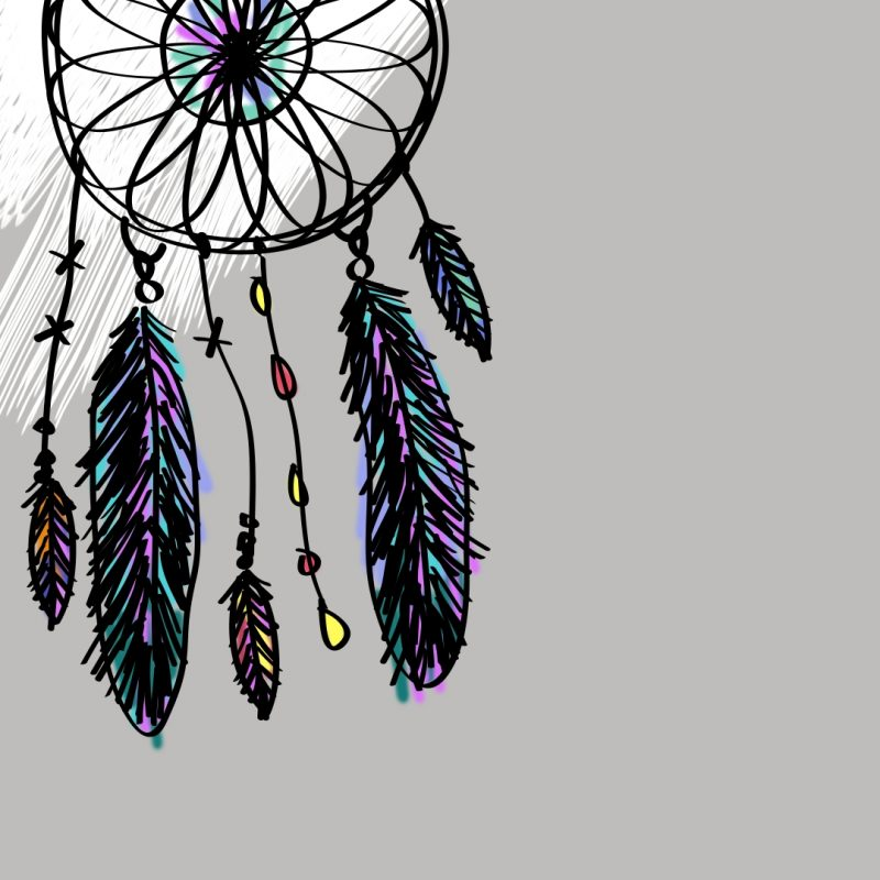 Dreamcatcher Drawing Tumblr Free Download Best