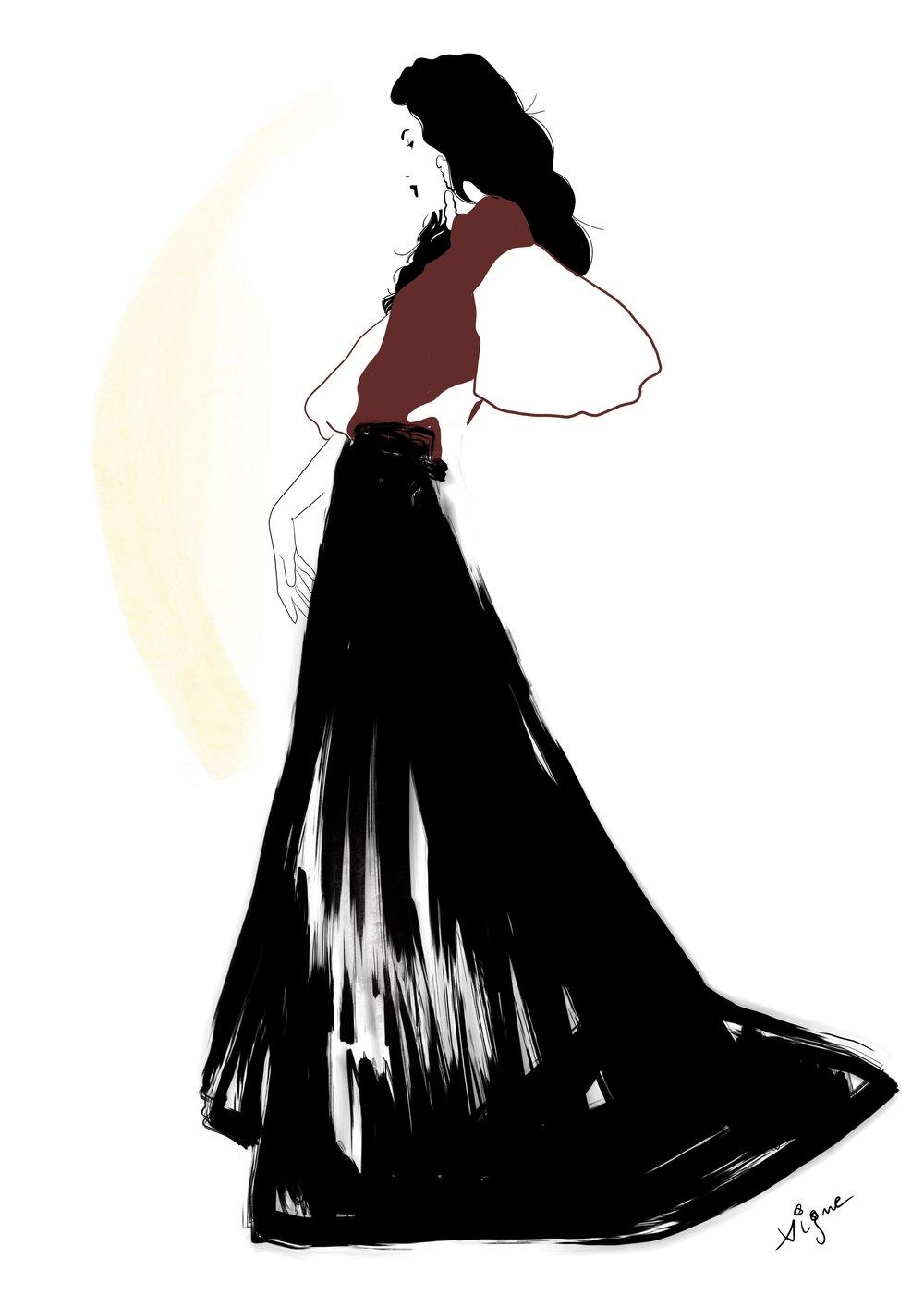 1000x1414 Fashion Rocio Vigne