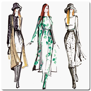 300x300 Download Drawing Fashion Clothes Apk Update