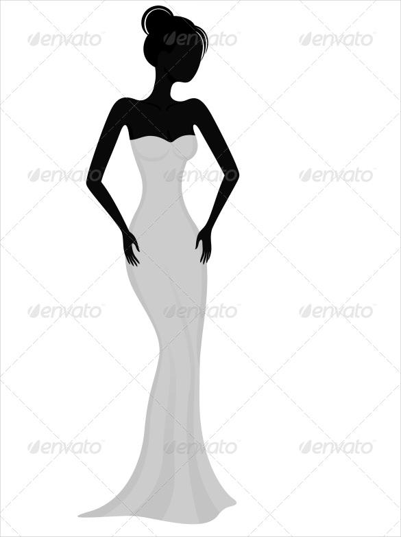 585x782 Wedding Dress Patterns