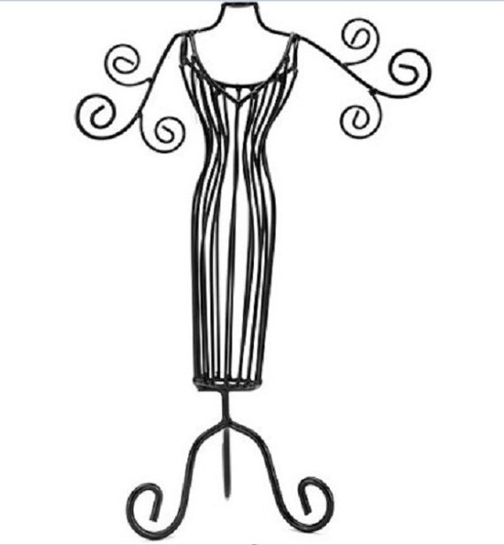 Dress Form Drawing