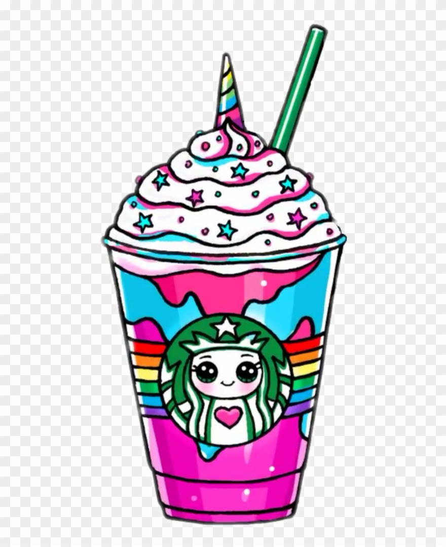 880x1079 Kawaii Drink Drinks Unicorn Horn