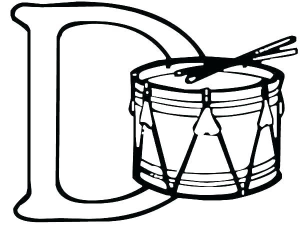 600x450 drum coloring pages drum coloring pages drum coloring