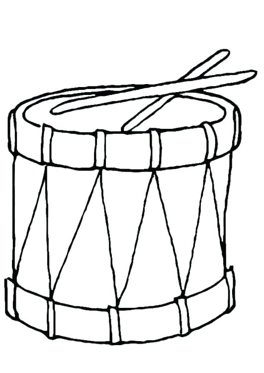 531x750 drum coloring pages drum coloring
