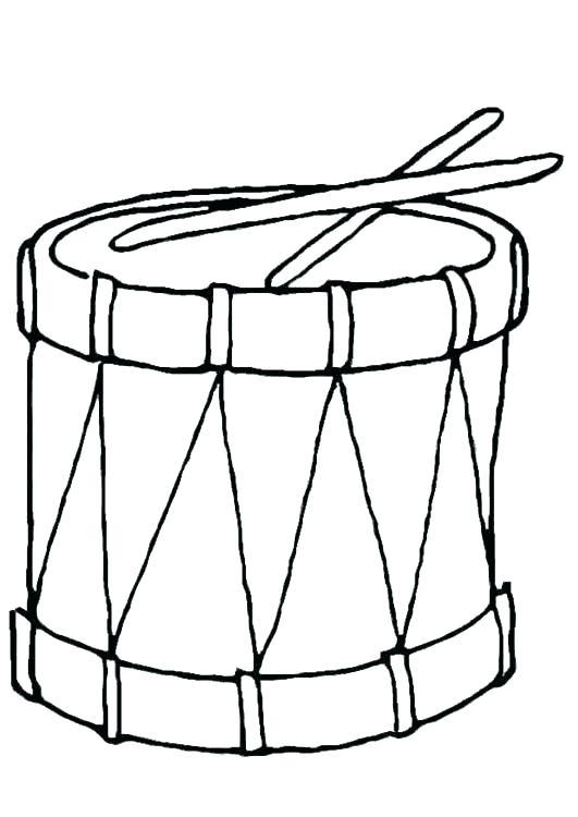 531x750 drum coloring pages drum coloring