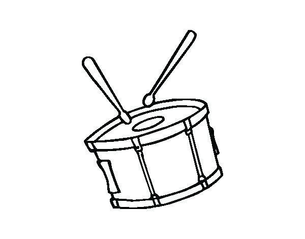 600x470 drum coloring pages to print drum coloring