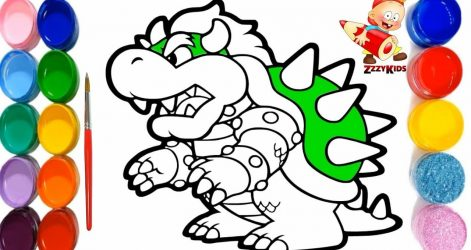 Collection of Bowser clipart | Free download best Bowser ...