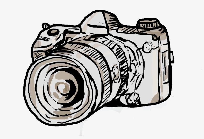 Dslr Camera Drawing   Free download best Dslr Camera Drawing