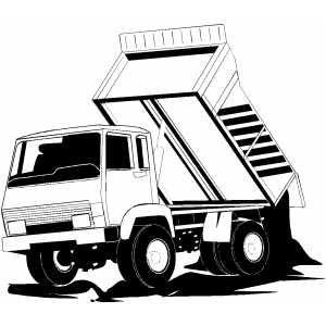 300x300 vehicles for gt dump truck dumping drawing ram dump dump trucks