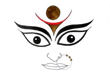 375x276 Durga Iii Drawing