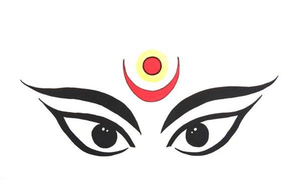 600x359 Durga Drawings Fine Art America