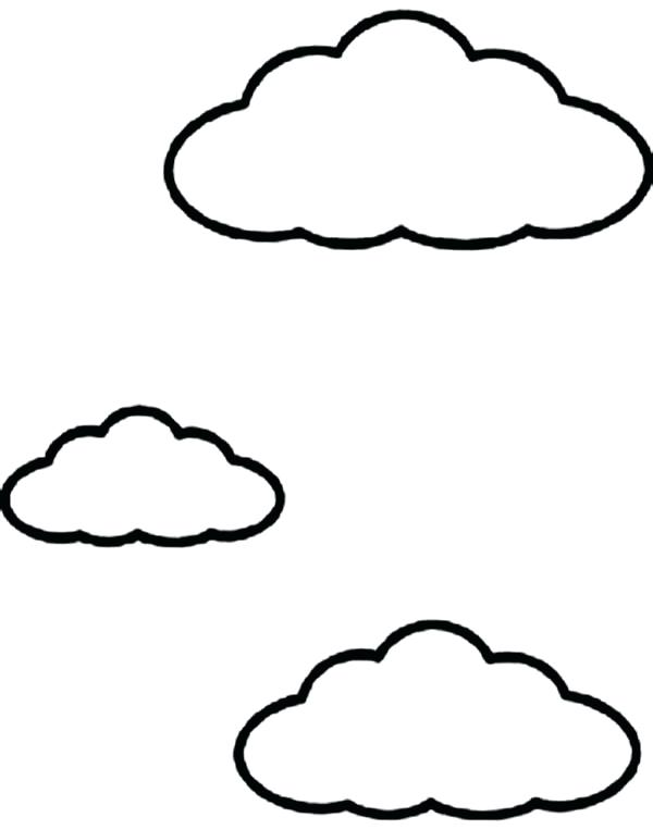 Dust Cloud Drawing