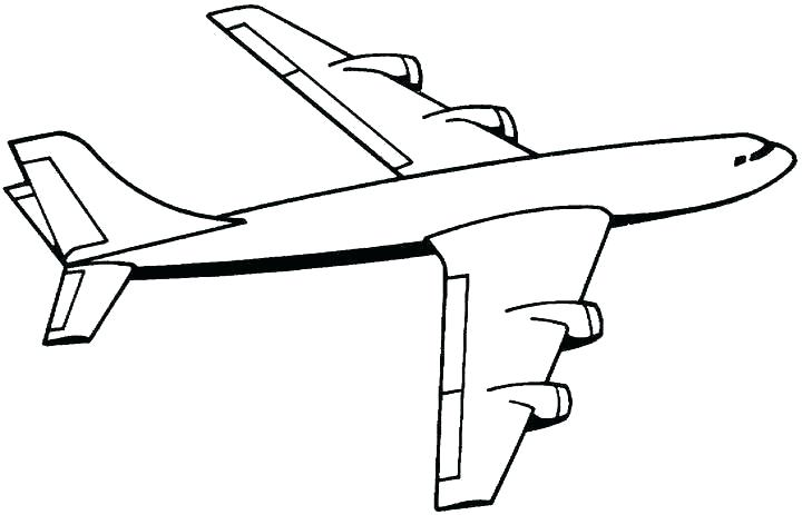 720x463 Coloring Pages Plane Coloring Pages Online