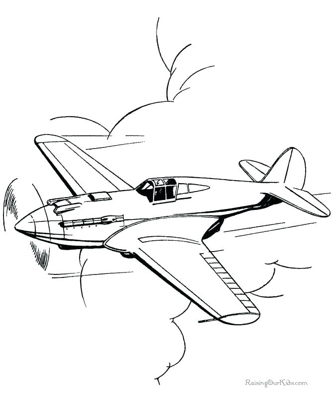 670x820 Aircraft Carrier Coloring Pages Free Planes