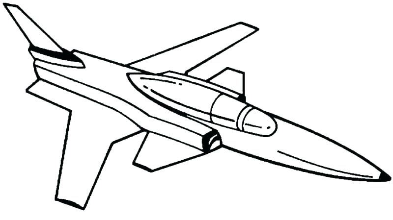 800x449 Airplane Colouring Pages Free Aeroplane Army Planes Coloring