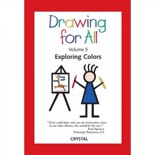 500x500 Buy American Educational Products Drawing For All Dvd