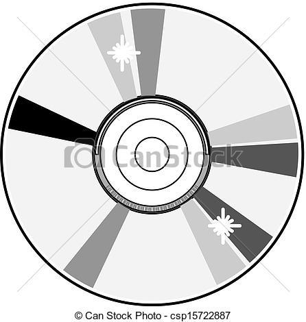 446x470 Cd Or Dvd Disc