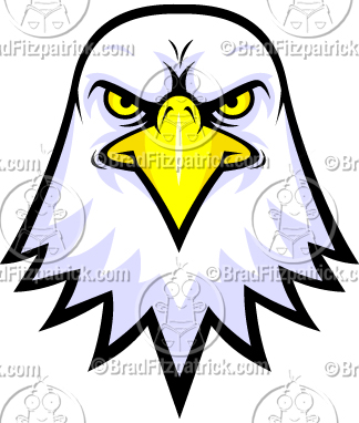 324x382 Collection Of 'bald Eagle Cartoon Drawing' Download More Than