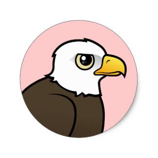 324x324 Drawn Bald Eagle Cartoon