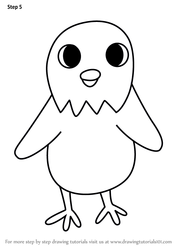 602x848 Learn How To Draw An Eagle For Kids