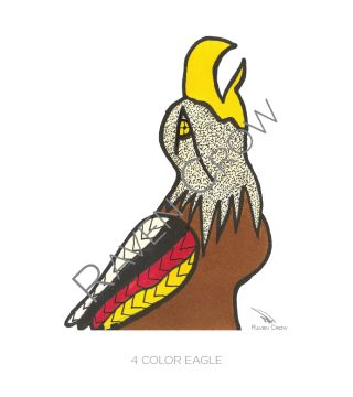 320x360 Color Eagle Raven Store