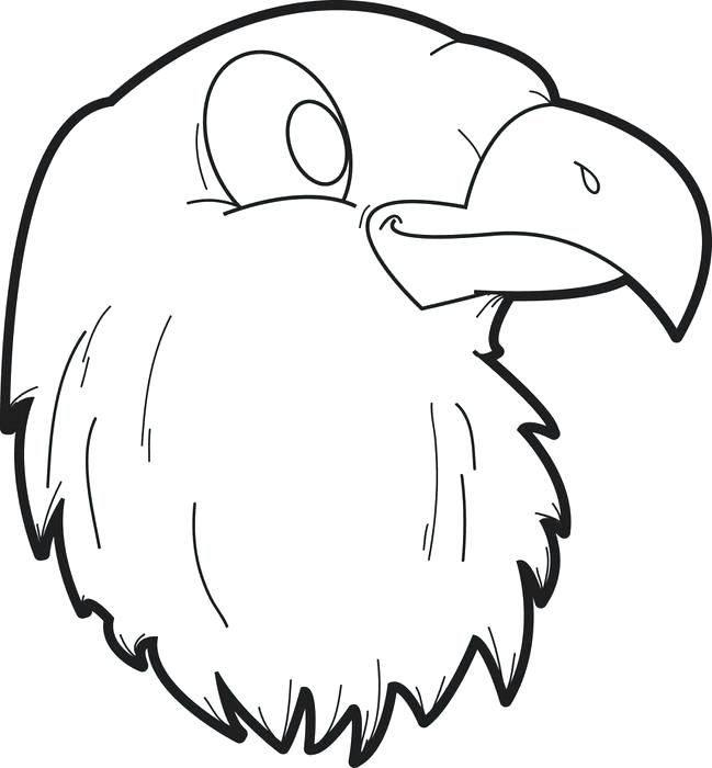 649x700 bald eagle coloring pages bald eagle coloring pages us colouring