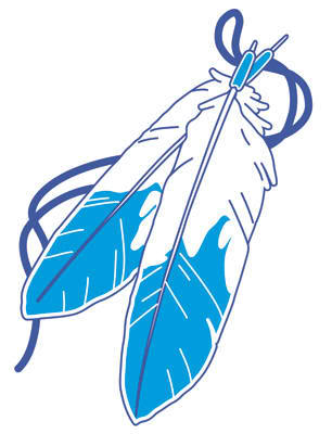 306x400 Eagle Feather Clipart