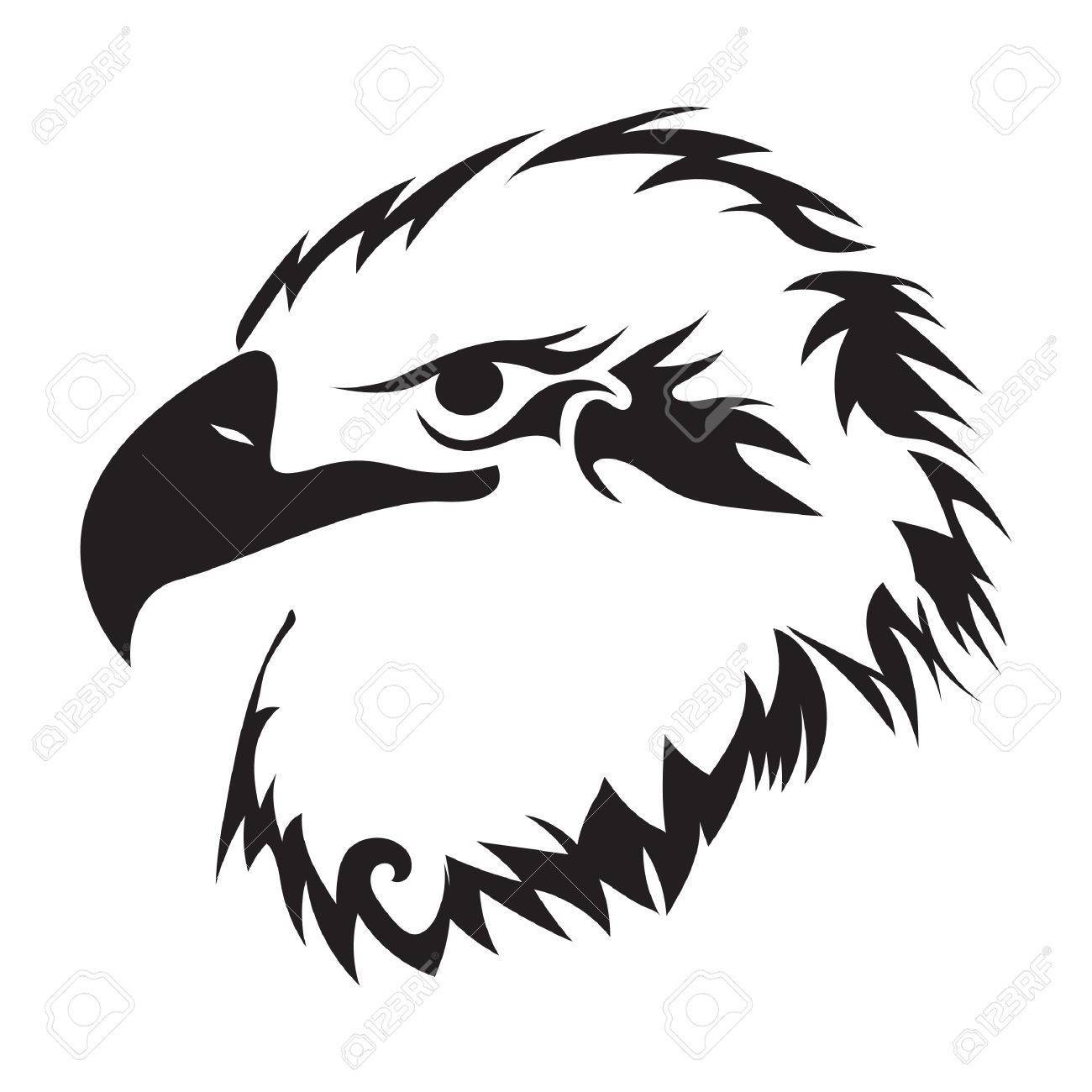 1300x1300 Eagle Tattoo Design Royalty Free Cliparts Vectors And Stock