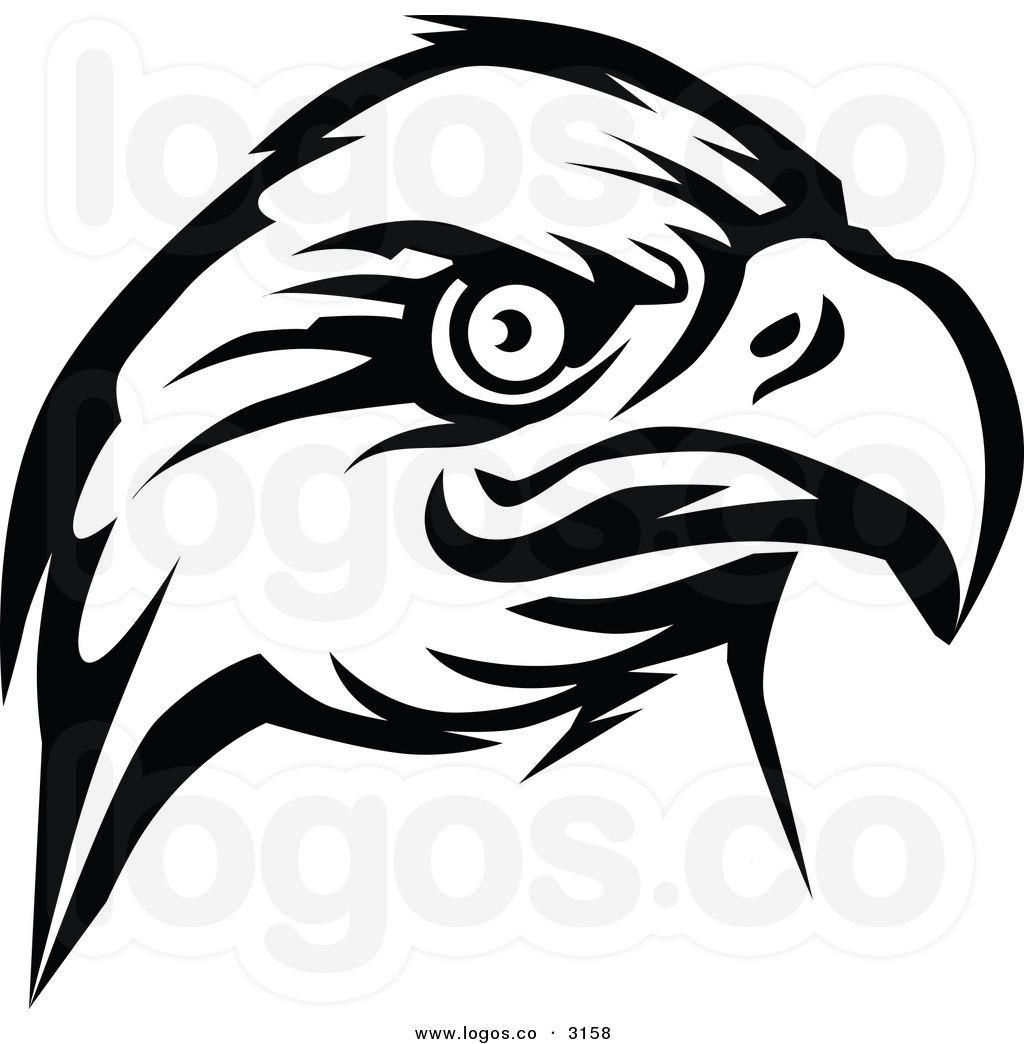 1024x1044 Eagles Logo Clipart Black And White