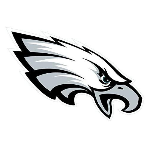 500x500 Philadelphia Eagles Logo Set Of Two Stickers