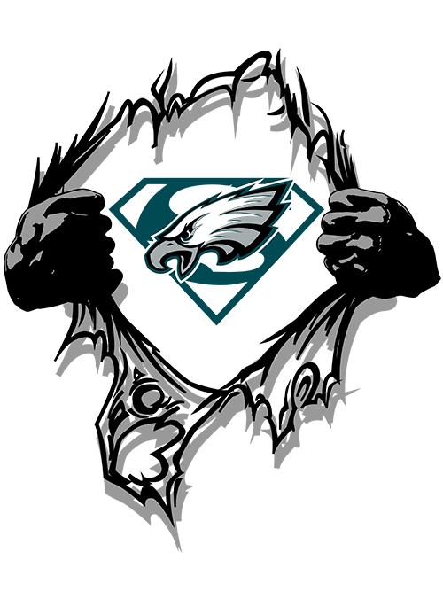 500x667 Philadelphia Eagles Super Logo Png Handmade
