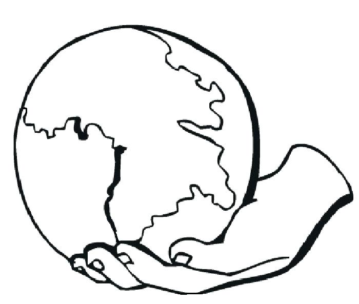 700x593 Coloring Pages Of Earth The Global Warming Colouring Hashclub