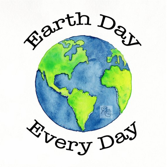 570x570 Earth Day Print