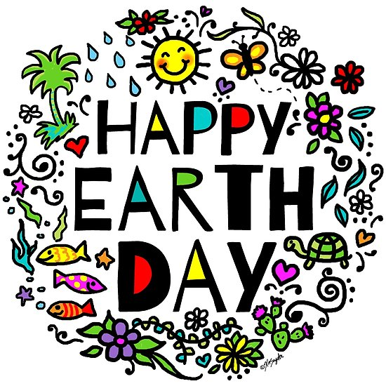 550x550 Happy Earth Day Posters