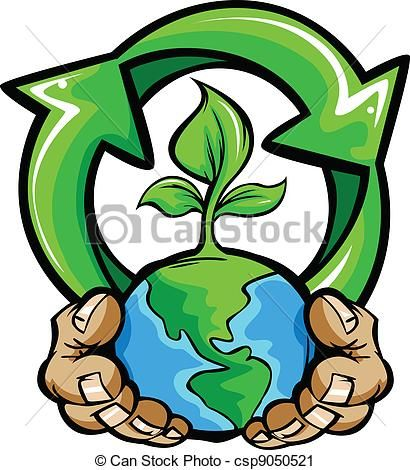 410x470 Vector Clip Art Of Hands Holding Planet Earth