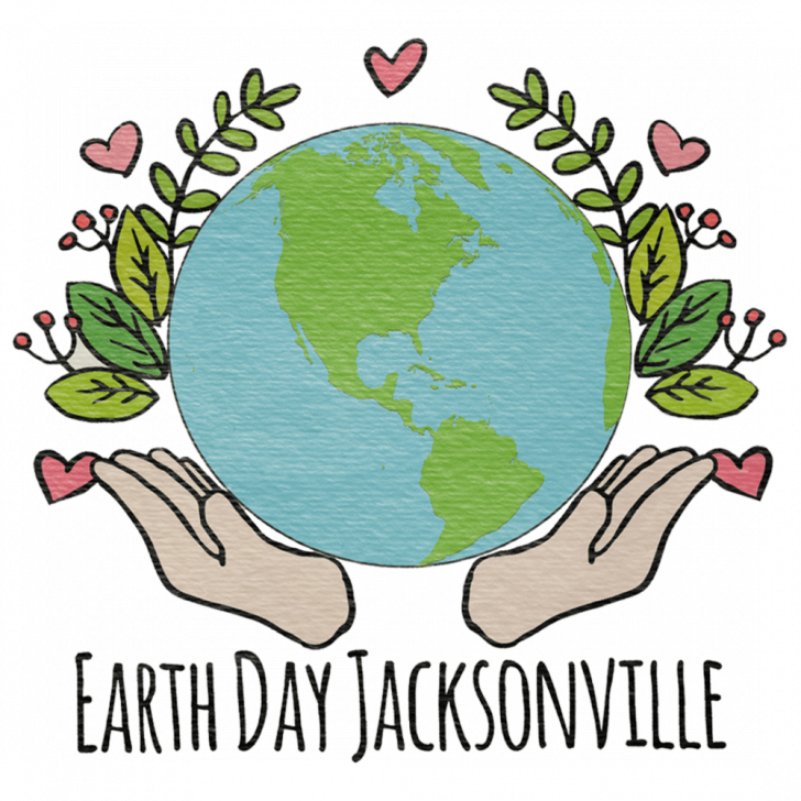 728x728 Earth Day Images Gifts With Slogan Free Clip Art Happy