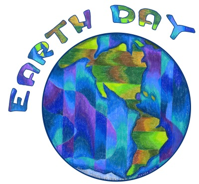 400x370 Very Beautiful Earth Day Wishes Pictures