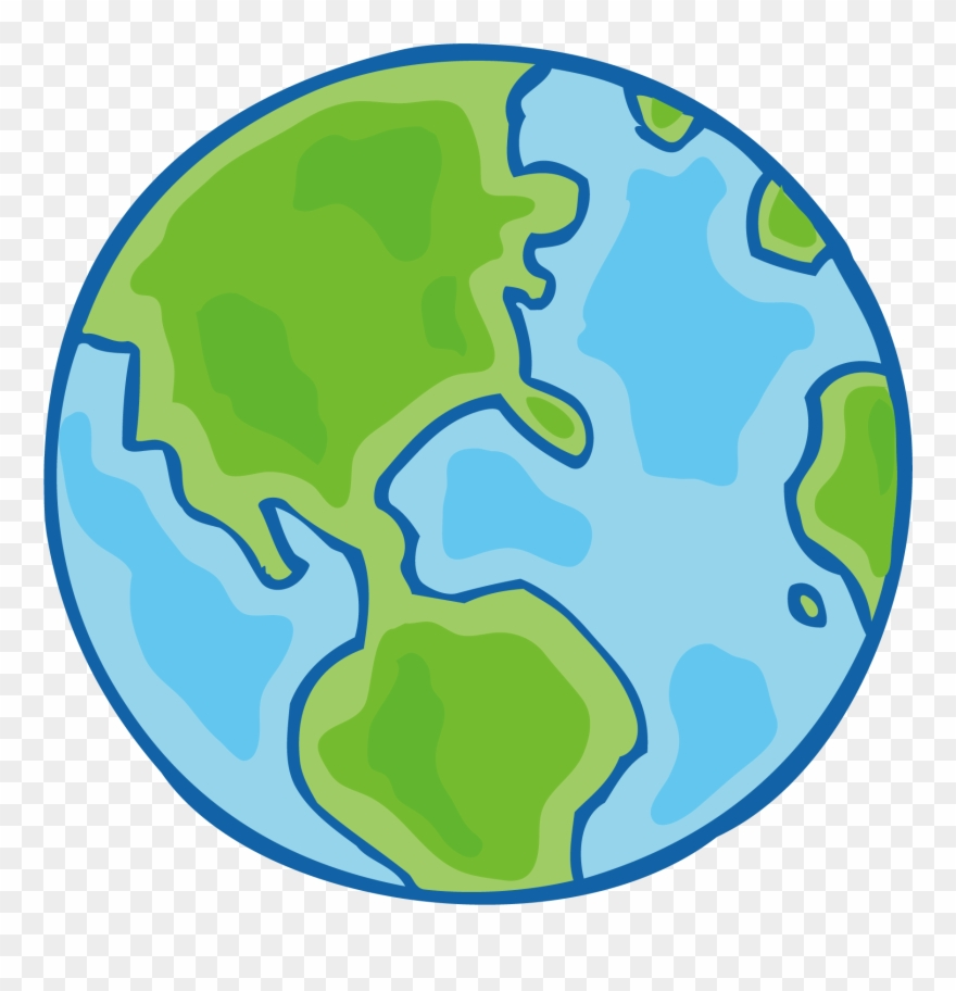 880x912 Earth Transprent Png Free