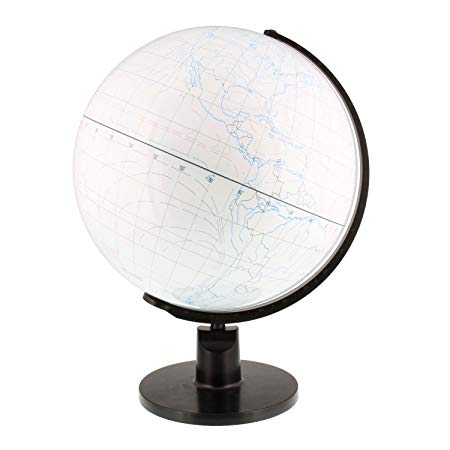 Earth Globe Drawing