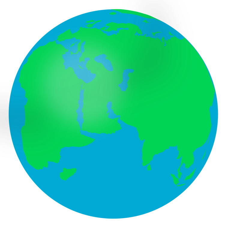 750x750 Globe World Map Drawing Computer Icons Cc0