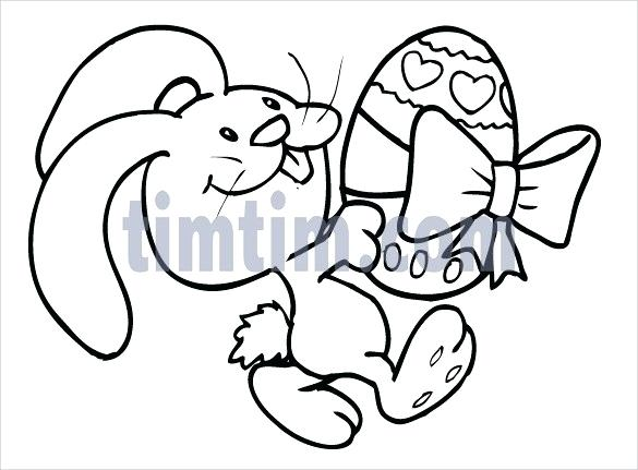 585x431 Easter Drawings Images Easter Things To Draw Step