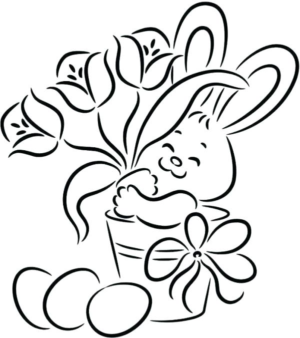 600x675 Easy Easter Drawings How To Draw An Egg Basket Step Easy Draw