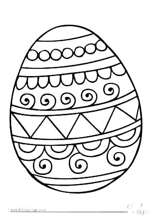 320x452 Easter Basket Coloring Pages