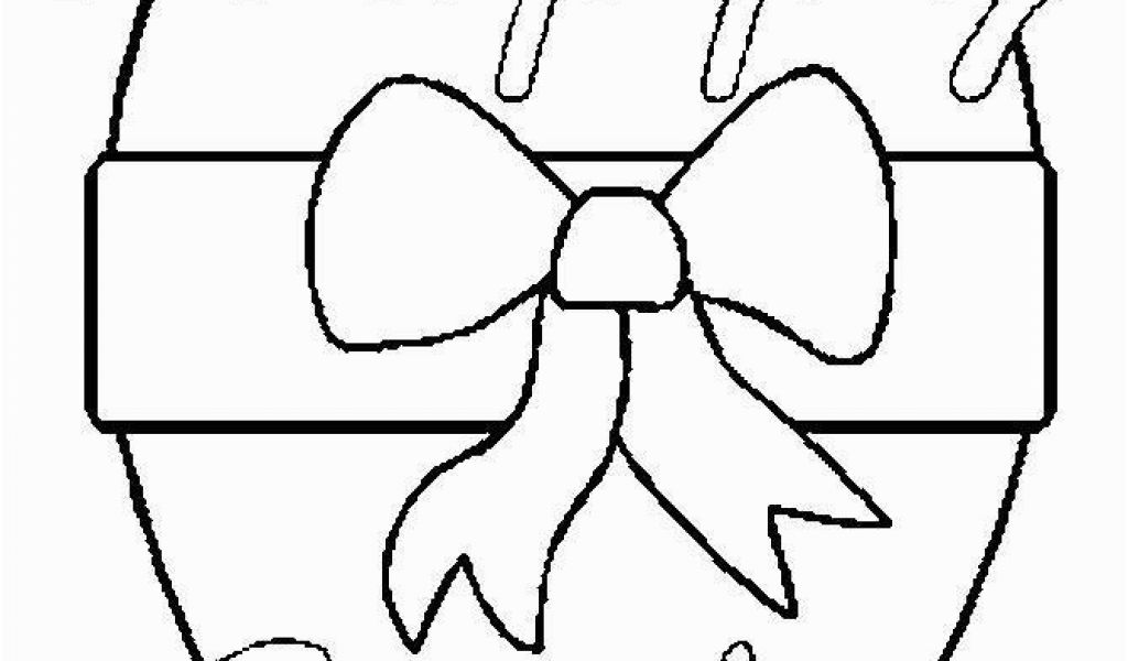 1024x600 Easter Basket Coloring Pages How To Draw A Easter Egg Beautiful