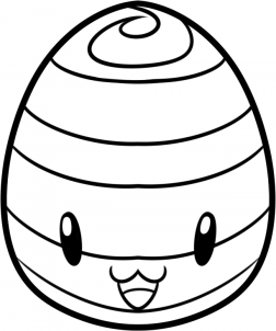 252x302 how to draw a chibi easter egg step dawn easter egg pictures