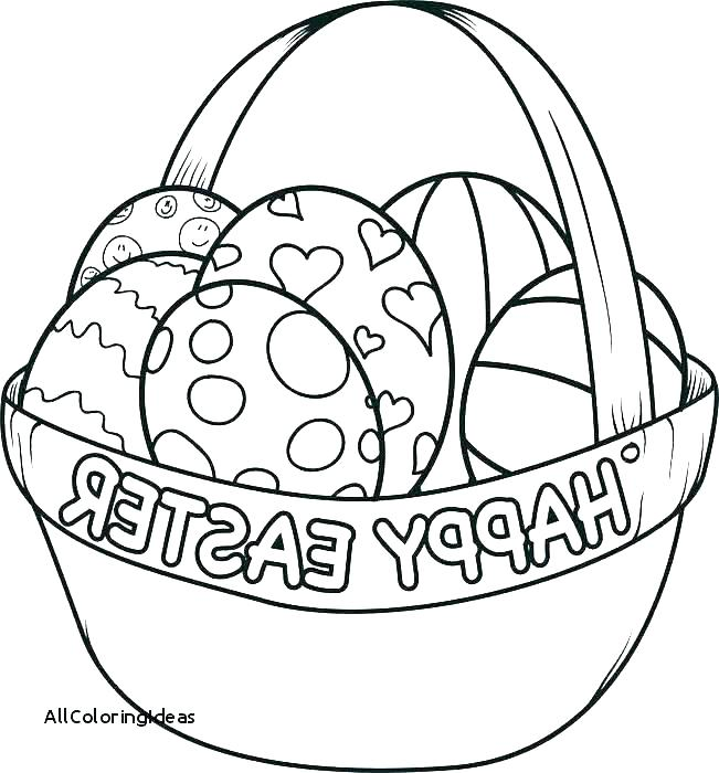 651x700 Plain Easter Egg Coloring Pages Eggs Coloring Pages Plain Easter