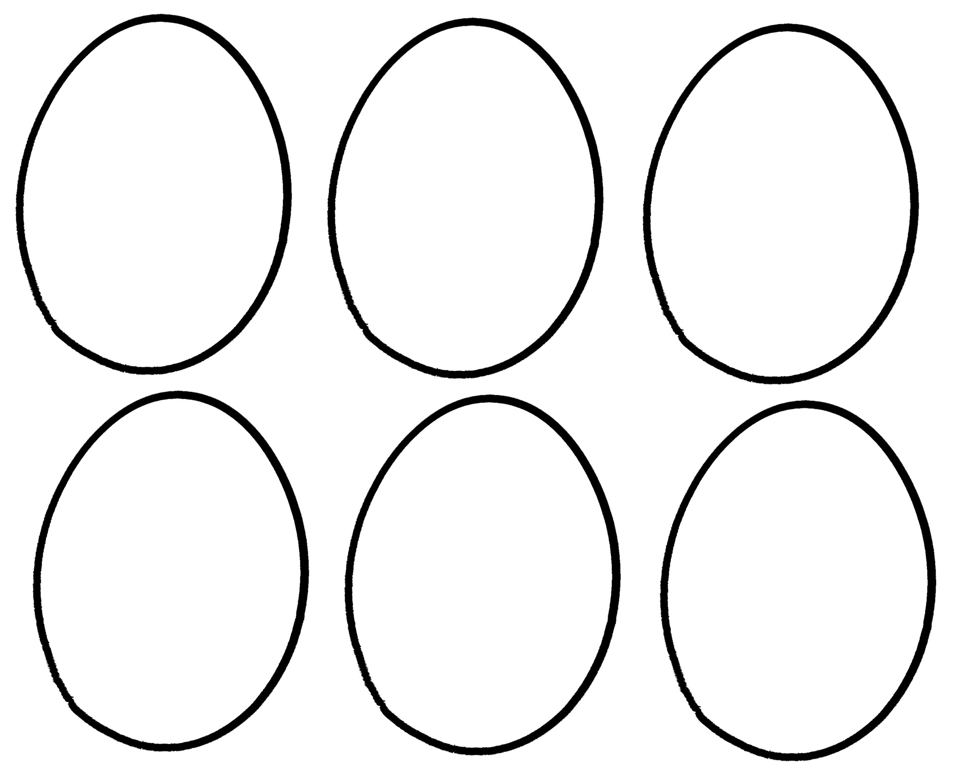 1920x1536 Easter, Egg, Chicken, Outline, Line