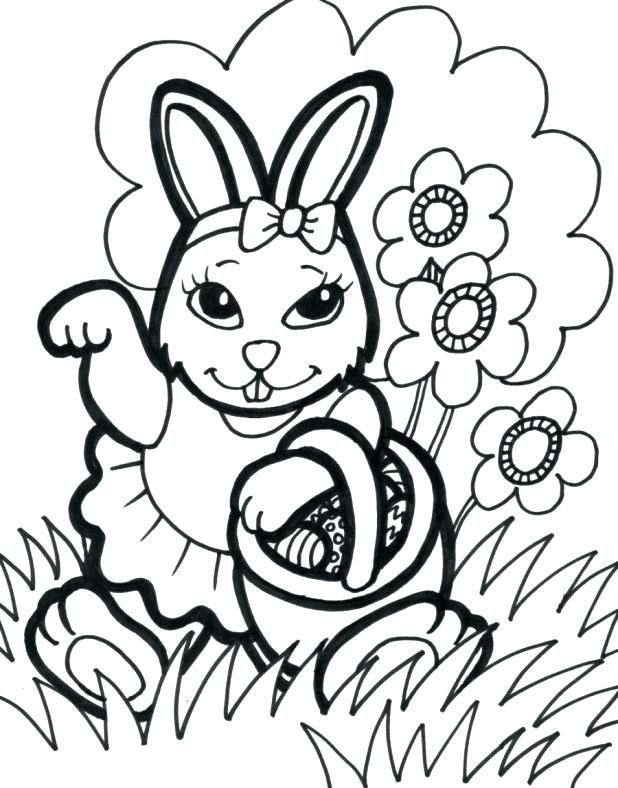 618x788 Easter Egg Printable Coloring Pages Free Printable Bunny Coloring