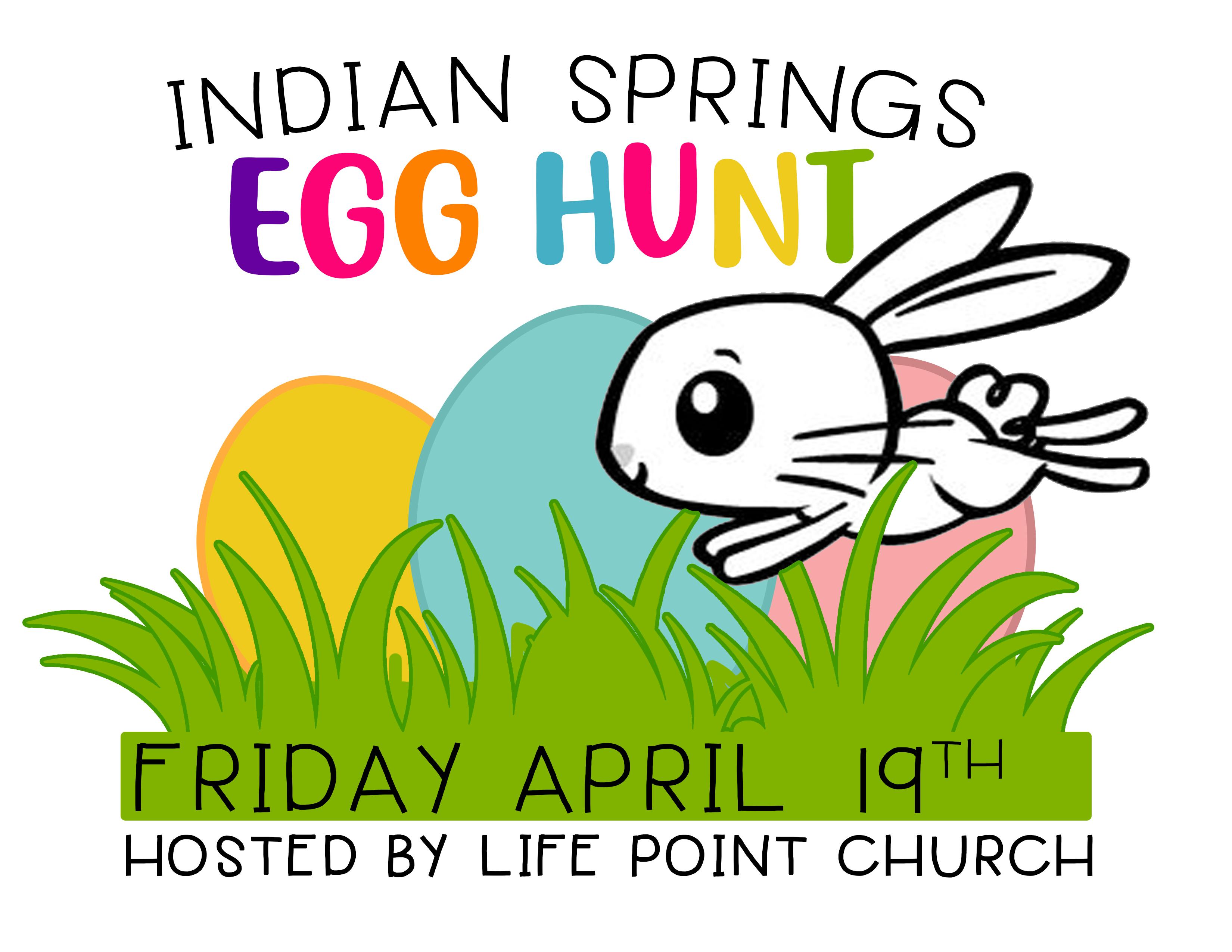 3300x2550 Indian Springs Community Easter Egg Hunt